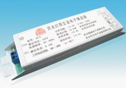 Electronic Ballasts for Circular Tube Fluorescent Lamp