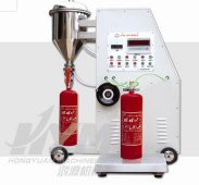 Automatic type fire extinguisher powder filler - GTM8-2