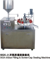 Auto Filling & Capping Machines