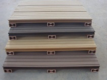 Hardwwod wooden laminated wood bamboo engineered decking flooring