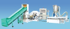 3 in 1 Plastic Waste Recycling Machine (Granulator for Film)
