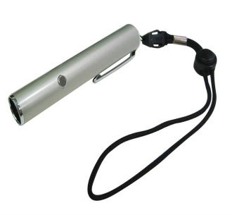 Metal electronic whistle with alarm - HP-188