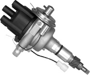 ignition distributor assy,distributor cap,distributor rotor - distributor assy