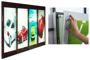 LED slim light box - ZC-XP