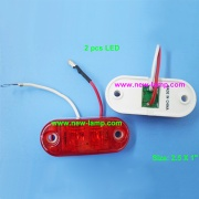 LED Side marker / Clearance / Identification lamp - 31120RS1CM31240RS1CM
