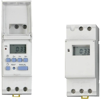 DIN Guide Rail Multifunction Programmable Timer - TP8A16
