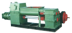 vacuum extruder,extruder,clay brick machine,brick making machine