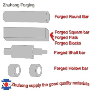 hot forged steel square bar