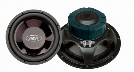 ACA254A - WOOFER,CAR AUDIO