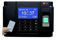Fingerprint time attendance and acces control system T24