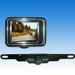Car Rearview Monitor  - LFY-319