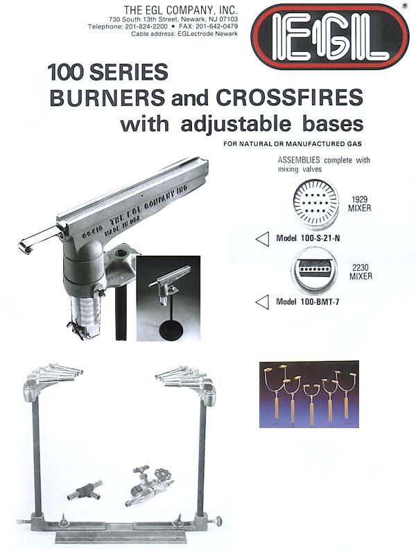 ribbon burners are utilized
