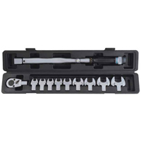 Adjustable Type Torque Wrench Set