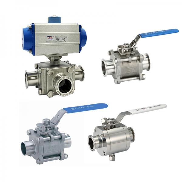 Mount Actuator for Ball Valve