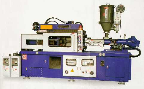 Plastic Injection Blow Molding Machine