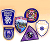 Embroidery Emblems - Police/Fireman Emblems