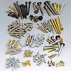 Screws for Use on Wood, Metal, Plastic and Electronics - Screws