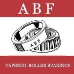 Bearing 30203 ABF taper roller bearing 17x40x13.25 mm - 30203