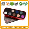 Rectangular Metal Cosmetics Tin Box For Eye Shadow - BR2057