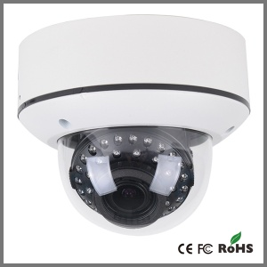 Waterproof vandalproof infrared thermal CCD Dome CCTV Camera - VI8235WD