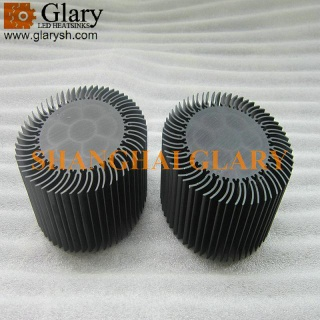 Extruded heat sinks - 95mm extrusion heats