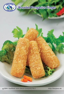 PANGASIUS SWAI BASA CAT FISH FINGER