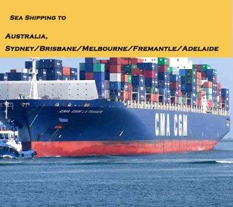 agents with warehouse, Sea freight, Ocean freight forwarder