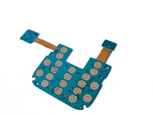Four Layers Rigid Flexible PCB with Immersion Gold surface finishing