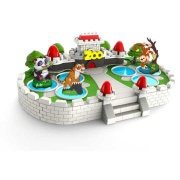 Magic zoo with 3 smart toys which could interact with children - Inno0003