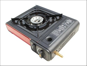 double use portable gas stove - BDZ-168