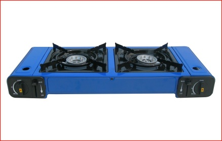 double burner gas stove - BDZ-180A