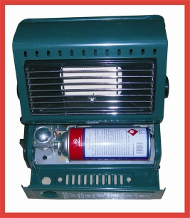 gas heater - BDZ-190