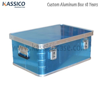 Aluminum Storage Box For Transport & Shipping - KSCT-RC590