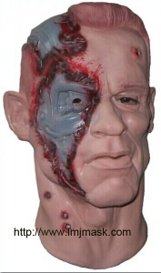 realistic horror mask - 4