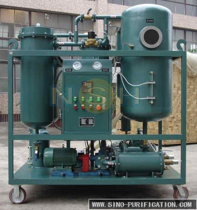 Turbine Oil Filtering Plant - TF