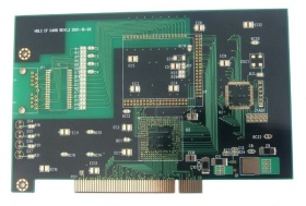 Steel fiberglass PCB sample batch OEM printing - PCB01812001