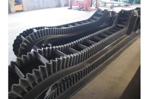 Sidewall conveyor belt - Conveyr belt