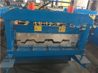 High Quality Machine Color Steel Deck Floor Roll Forming Machine - Roll Forming Machine
