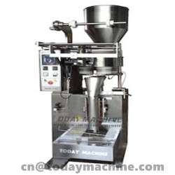 Packaging equipment with volumetric cup system - packaging machine