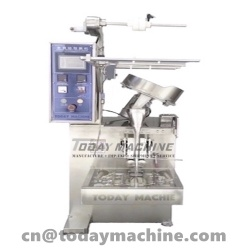 tablet packaging machine with counting system - 4