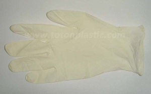 Malaysia Latex Exam Gloves Powder - TT-LGM5.0