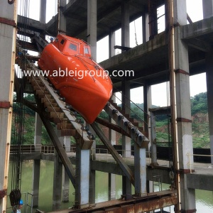 Totally Enclosed Lifeboat 20 Persons For Sale - 17AGI0702