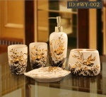 L-D high-end luxurious ceramic bathroom accessories(Housewarming gift) - ID:#WY-002