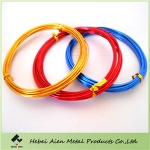 colored craft aluminum wire - aien-001