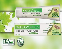 NATURACENTIAL TOOTHPASTE - 0128