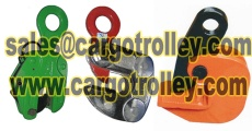 Industry lifting clamps - Industry lifting cla