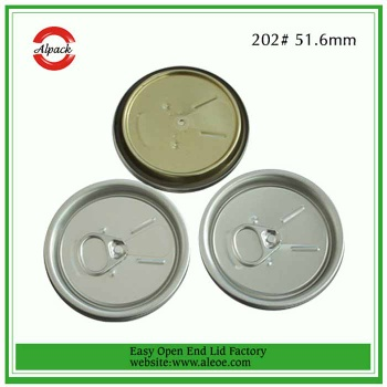 Hot Sale Easy Open End for Beverage Can - beverage lid