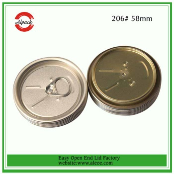 Hot sale aluminum easy open end  direct from company - beverage lid