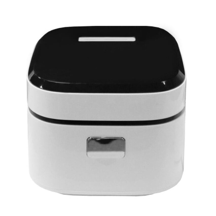 2.5L Ball-shape Inner Pot White 3D Heating Touch Control Multifunction Microcomputer Rice Cooker - ALK-18A