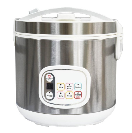 700W 4L Stainless Steel Non-stick Multifunction Smart Rice Cooker - ALK-R01